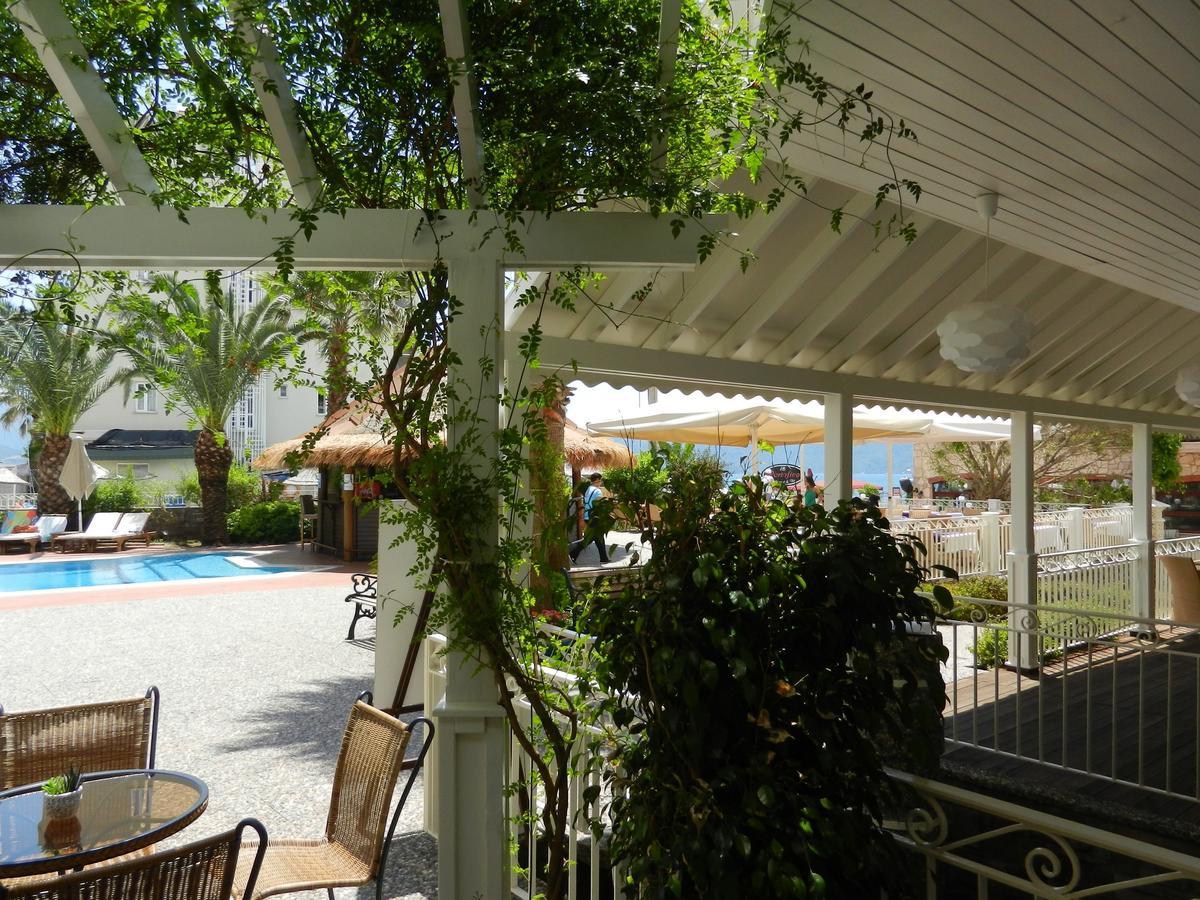 هتل هاوایی مارماریس