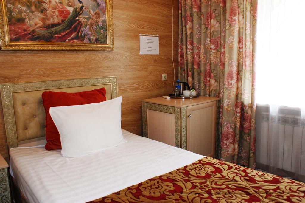 هتل گالری سیتی مسکو