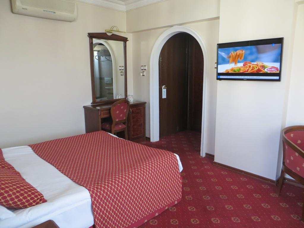 هتل اوزیلهان آنکارا