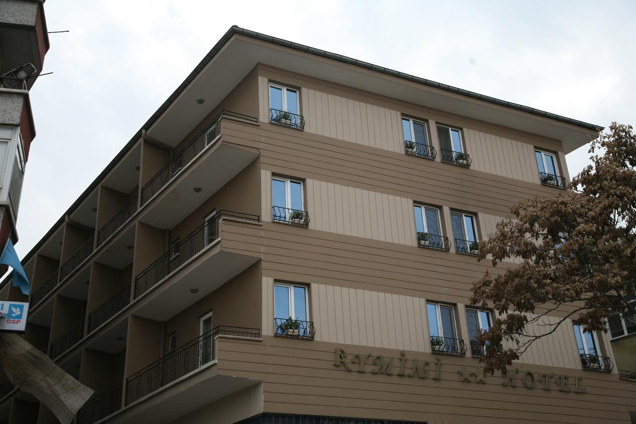 هتل آیمینی آنکارا | Aymini Hotel