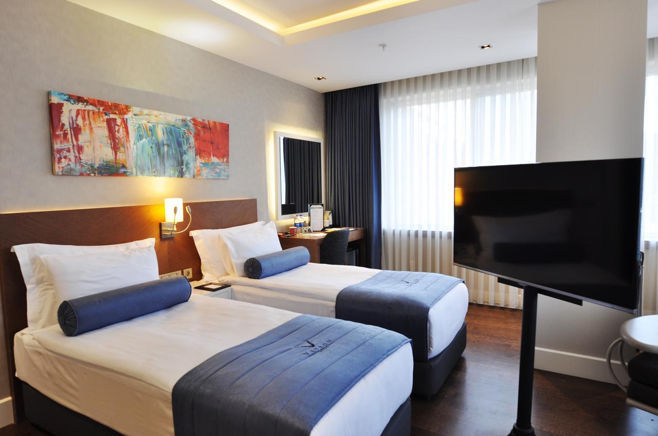 هتل ویرون استانبول