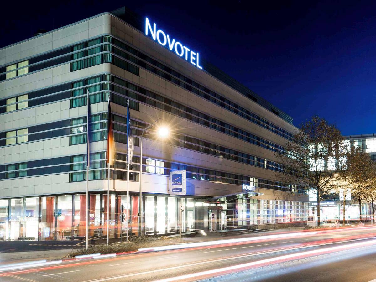 هتل نوتل آخن   Novotel Hotel