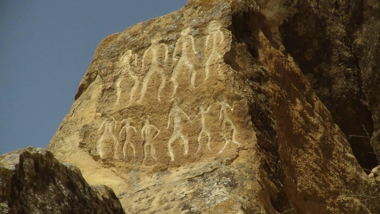 پارک ملی قوبستان باکو