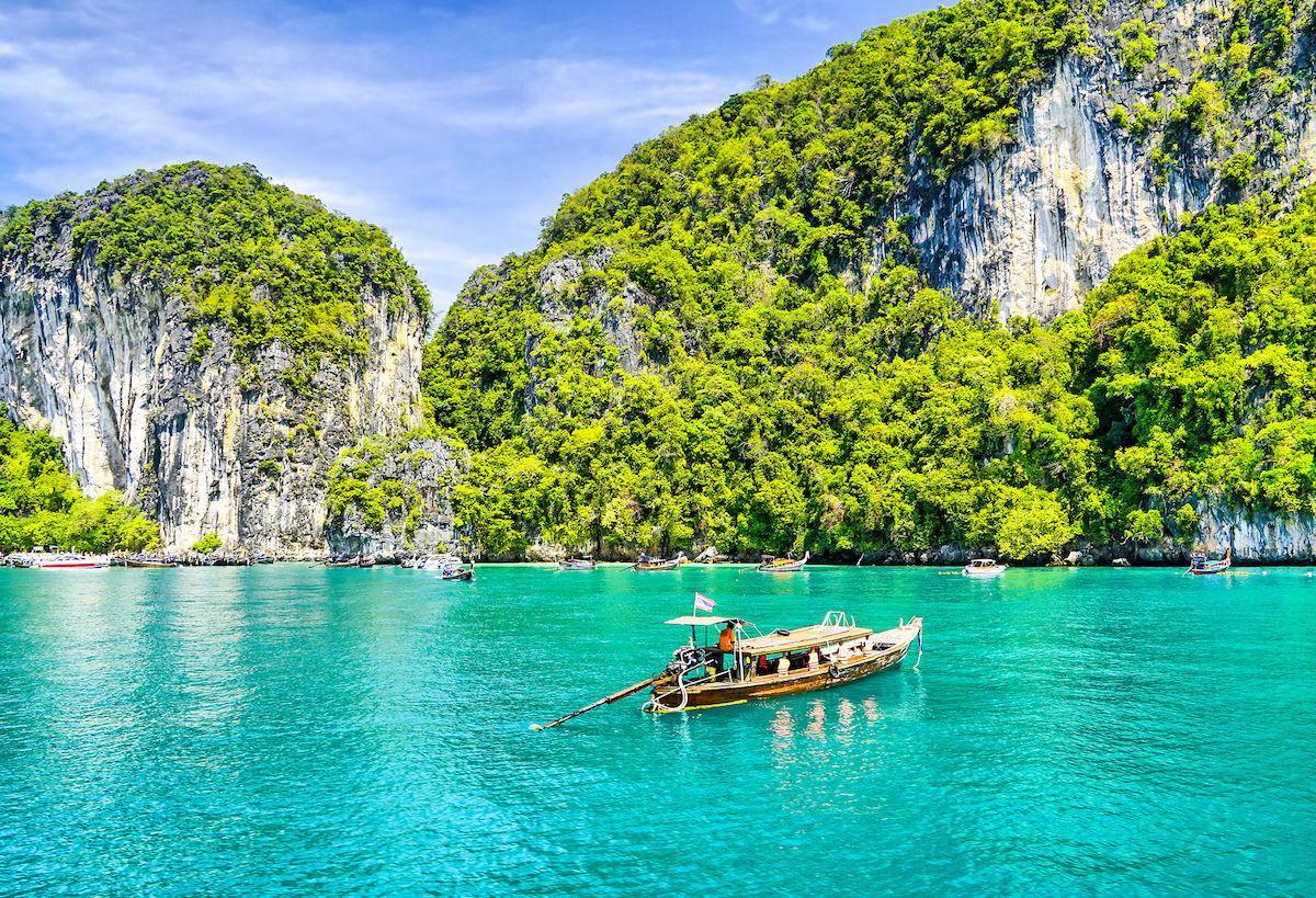 در تایلند کمی به خودتان برسید