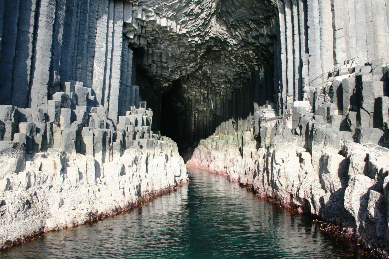 غار فینگال اسکاتلند