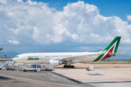 شرکت هواپیمایی آلیتالیا