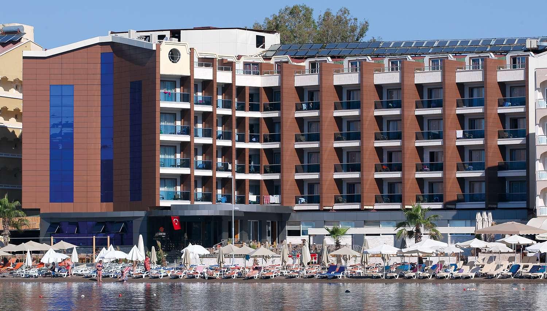 هتل مهتاپ بیچ مارماریس