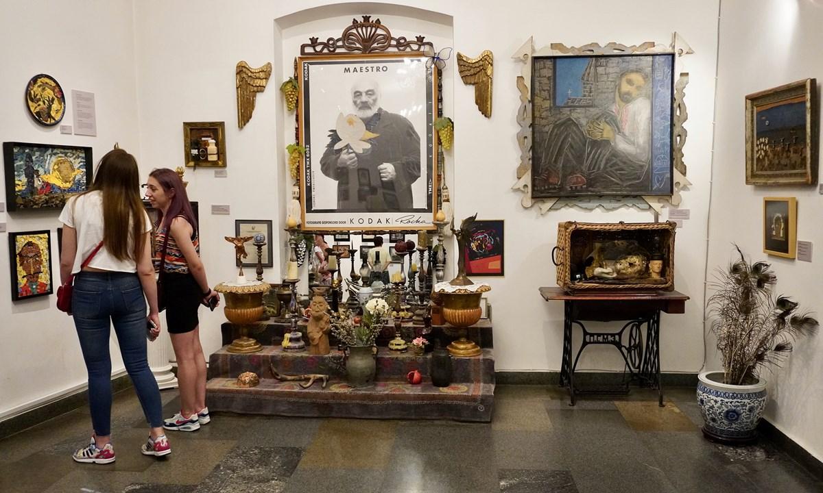 موزه سرگئی پاراجانف ارمنستان