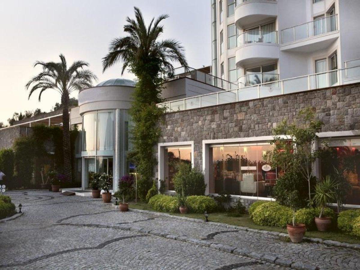 هتل روکس سوئیتس دولوکس بدروم