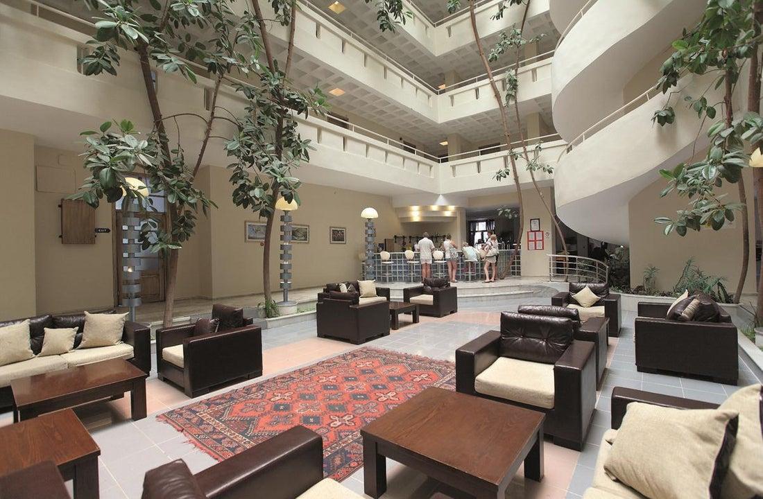 هتل اورکا نرگس بیچ مارماریس