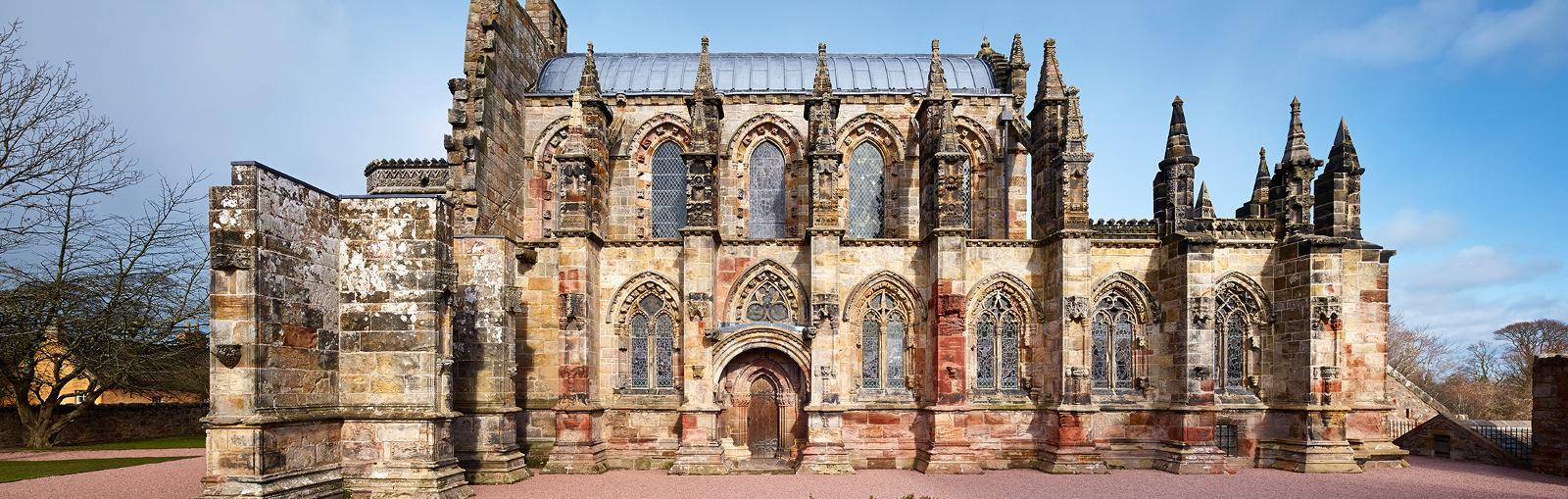 کلیسای روسلین اسکاتلند