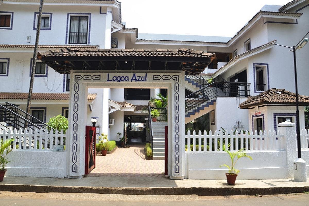 هتل ریزورت لاگوا آزول گوا