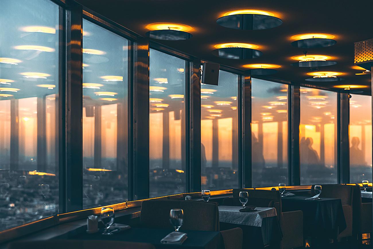 در سفر به مسکو حتما به برج اوستانکینو بروید