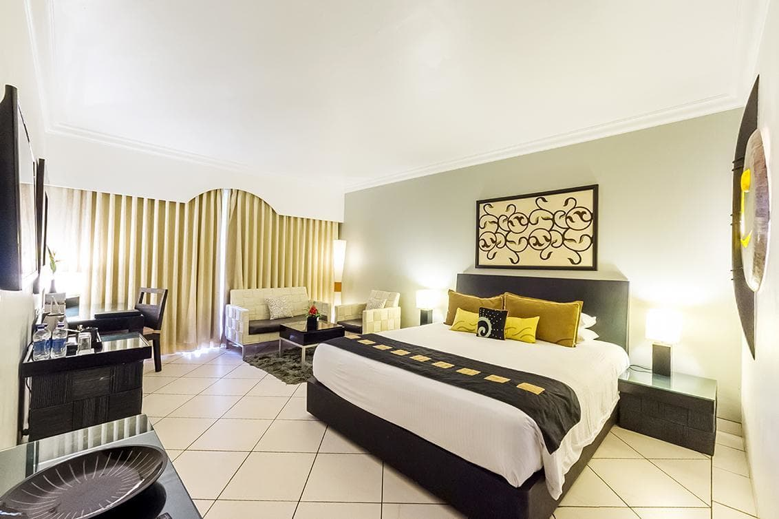 هتل د زوری وایت سندز گوا ریزورت