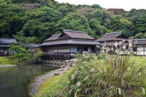 باغ سانکین ژاپن