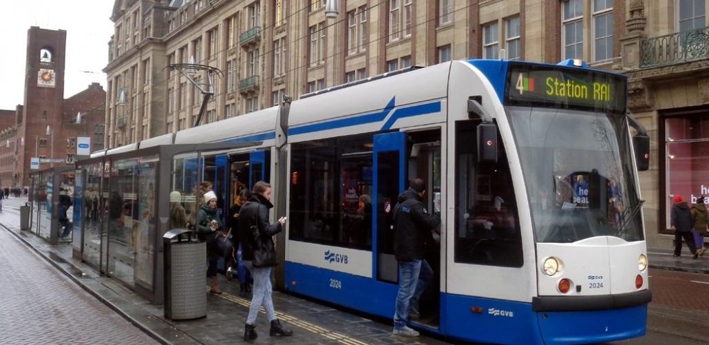 سیستم حمل و نقل آمستردام