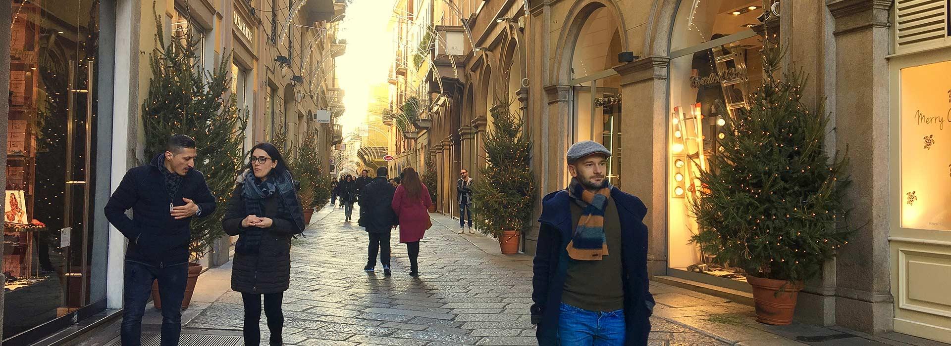 عالی ترین خیابان های خرید