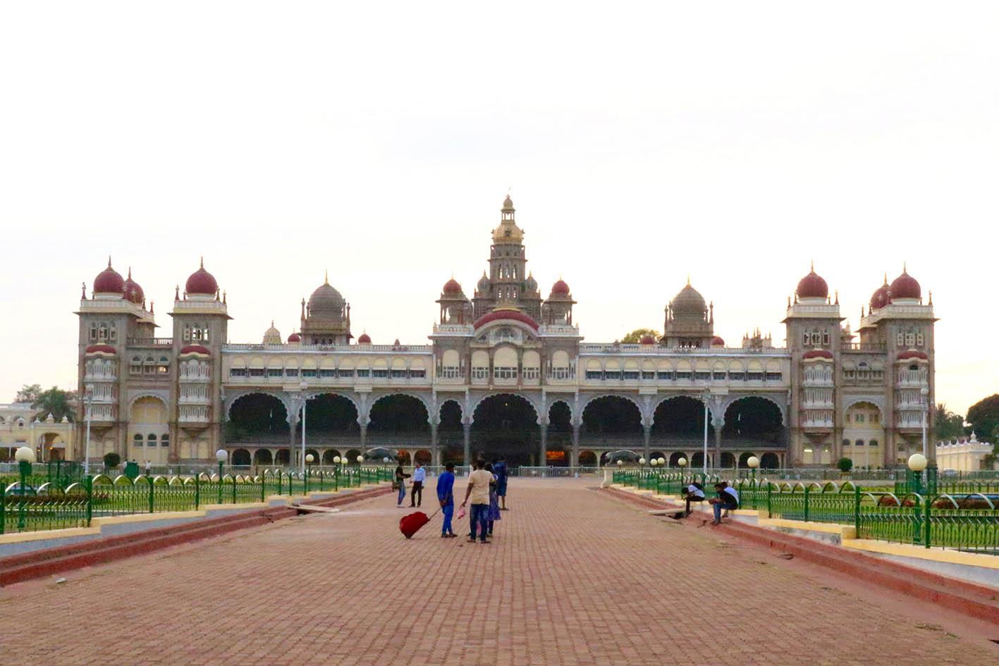 دومین بنای تاریخی پربازدید هند