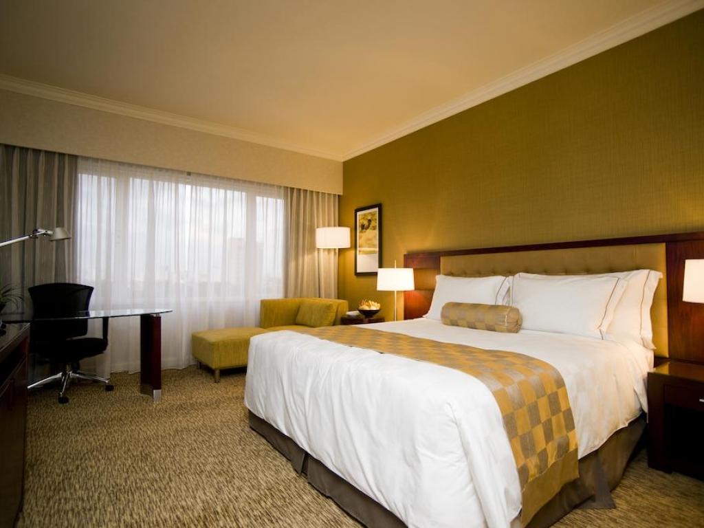 هتل اکواتوریال هوشی مین سیتی