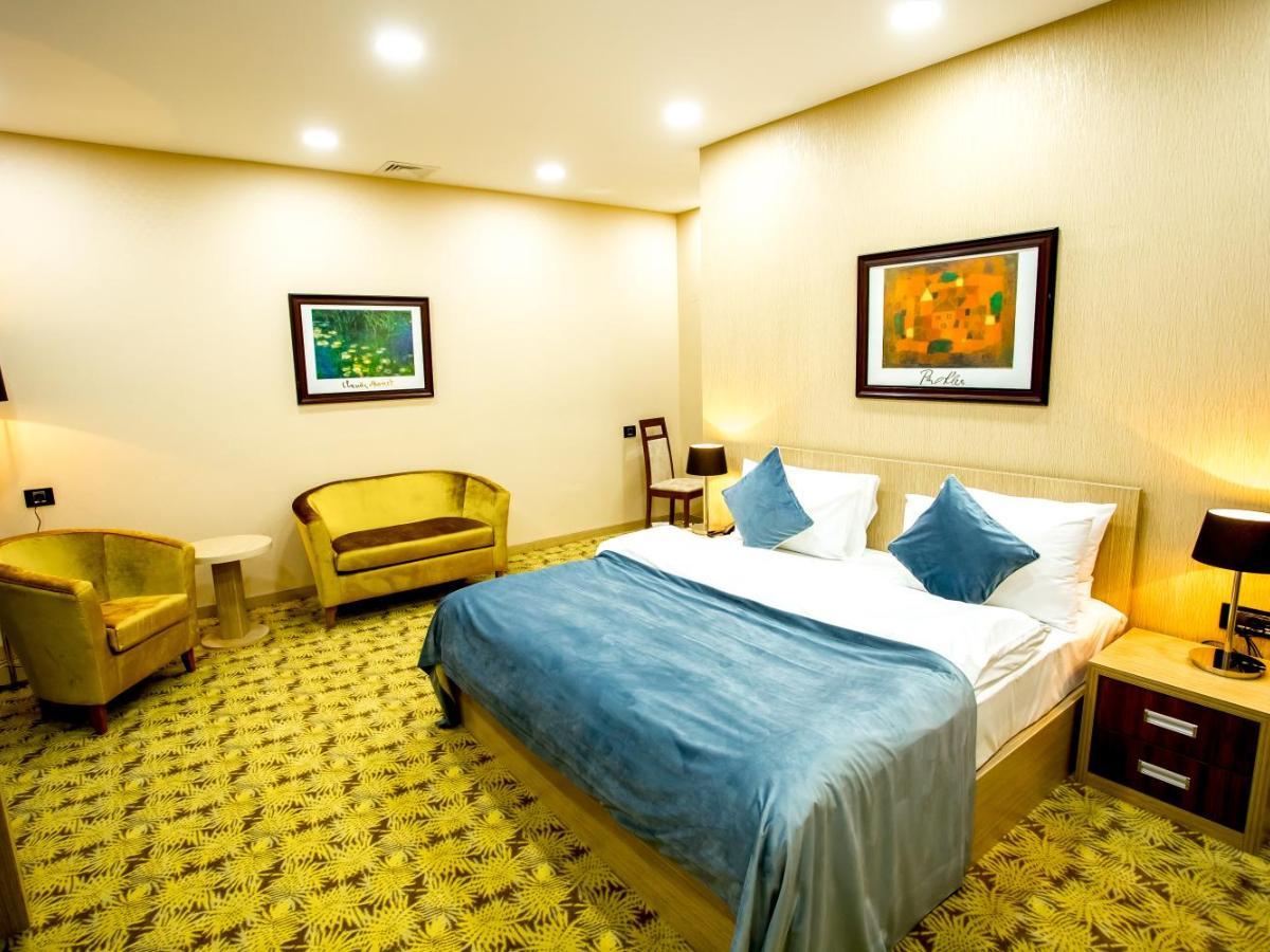 هتل وست شاین باکو