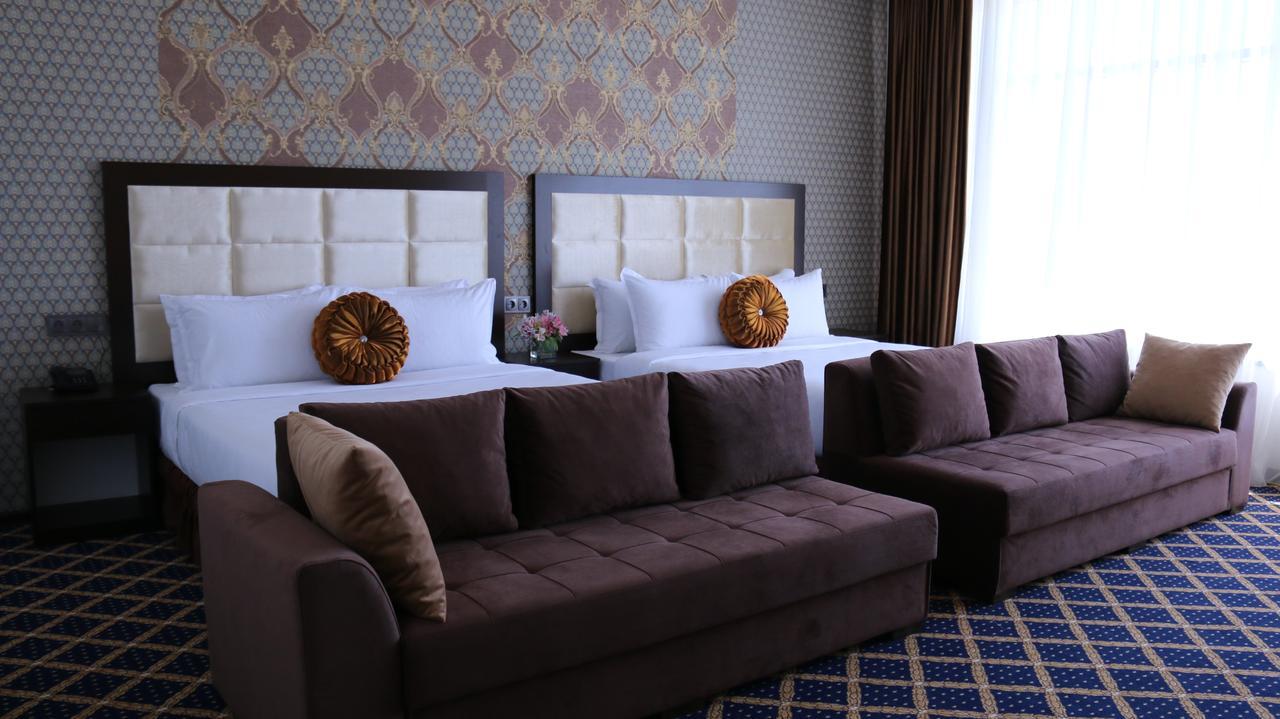 هتل کورنیش باکو