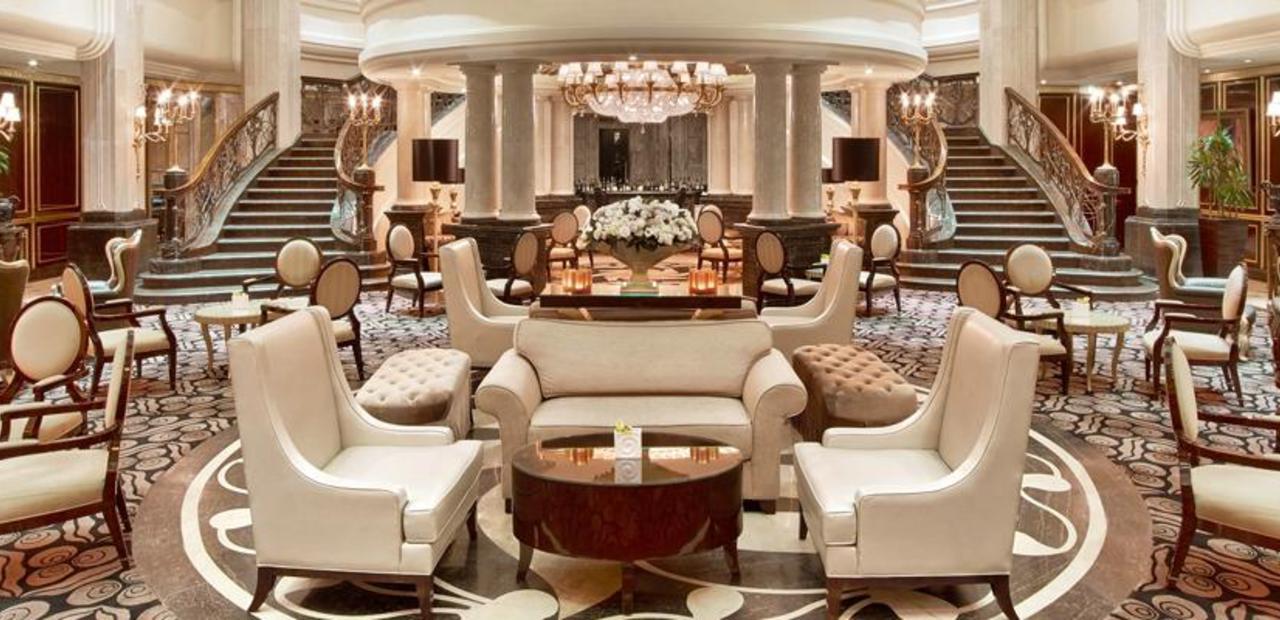 هتل هیلتون مسکو لنینگرادسکایا