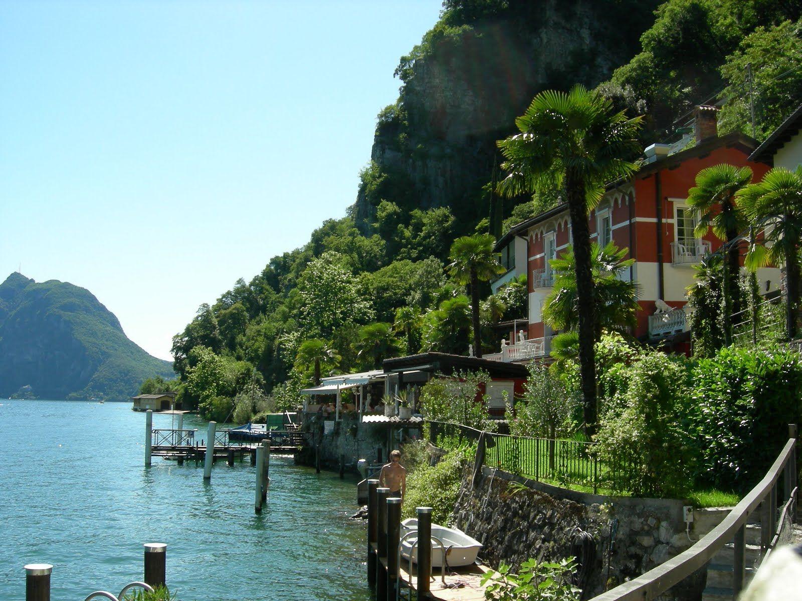 دهکده سوئیدهکده سوئیسی به نام گاندریاسی به نام گاندریا