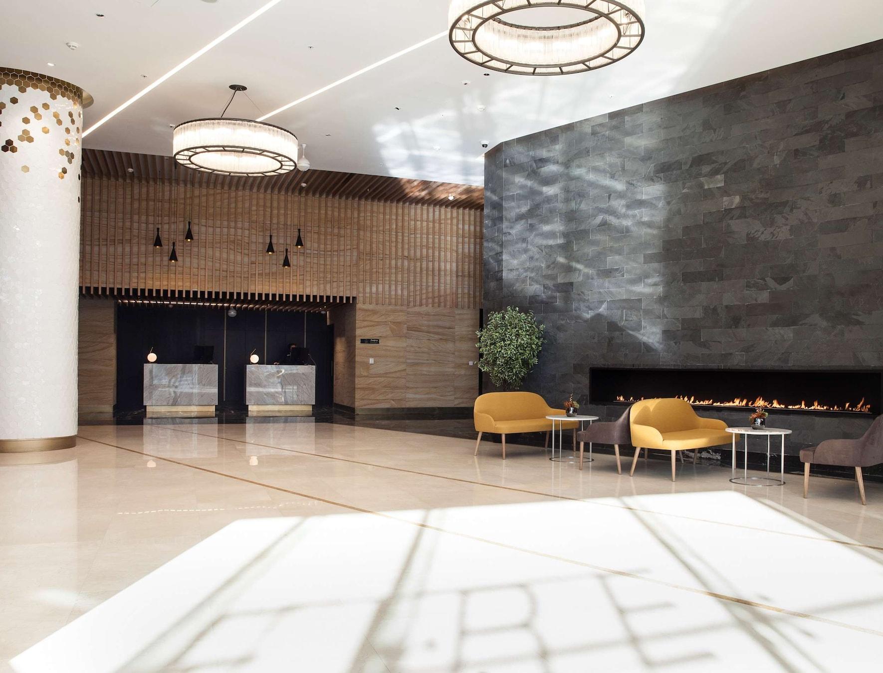 هتل رادیسون بلو اولیمپیسکی مسکو