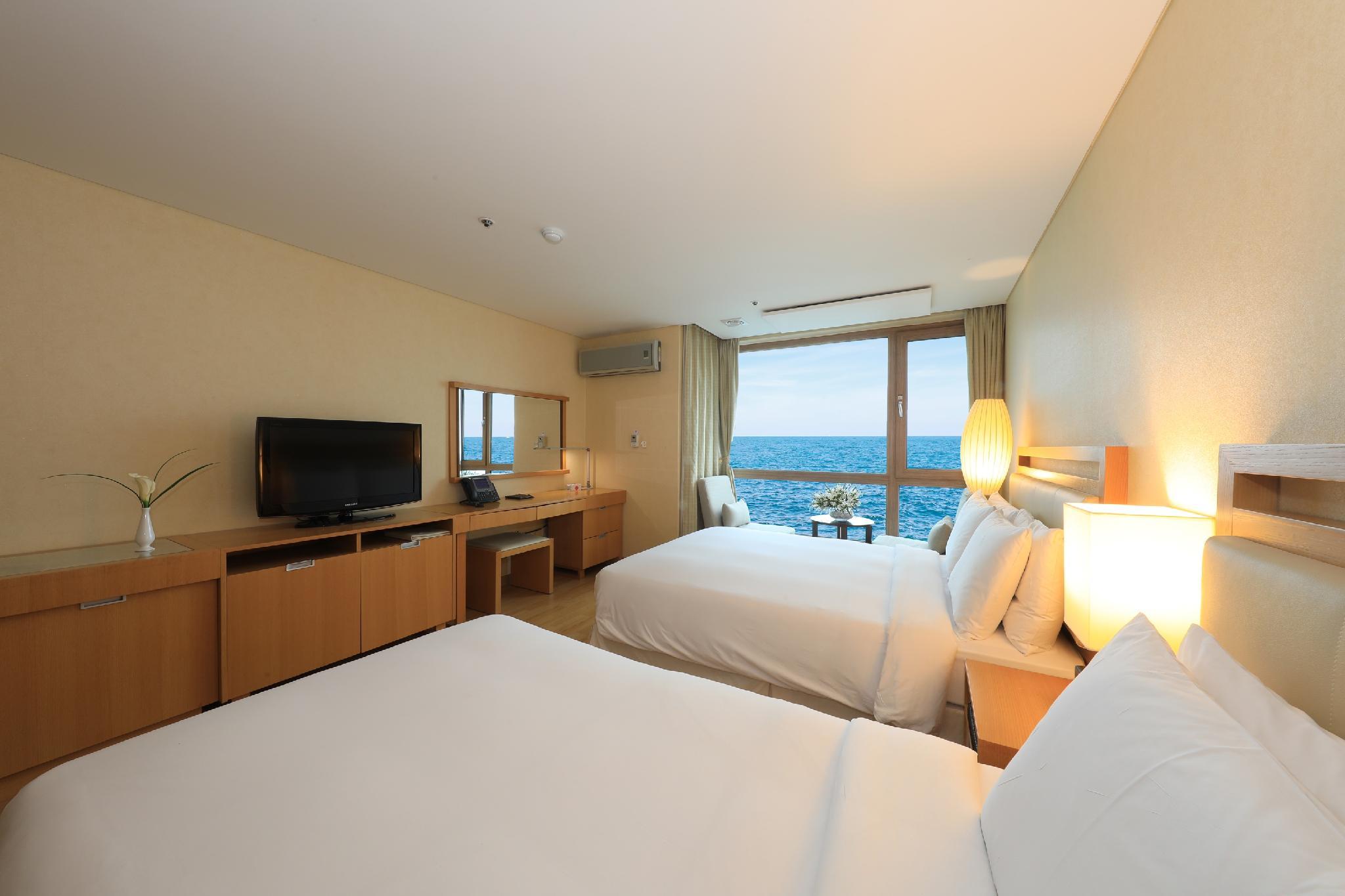 هتل اوشن سوییتس جیجو