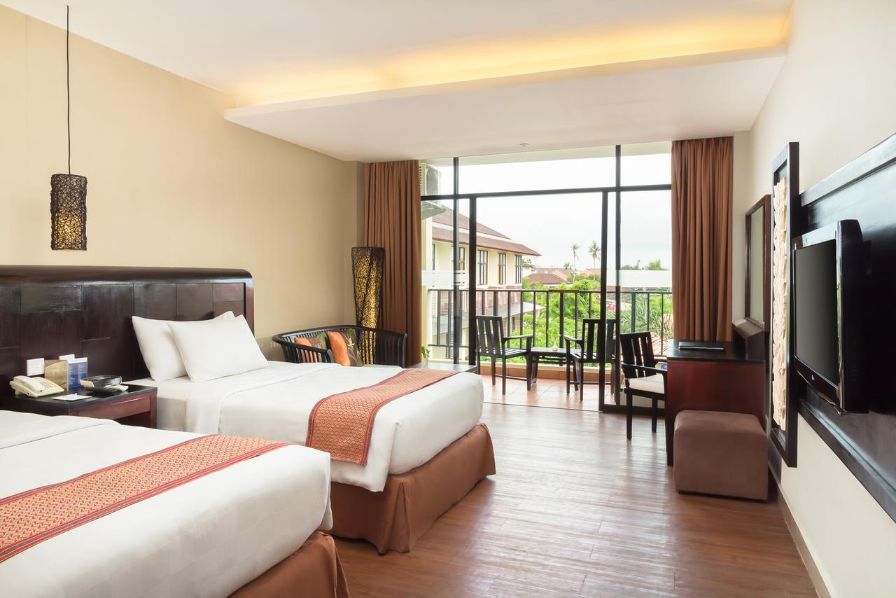 هتل بست وسترن ریزورت کوتا بالی