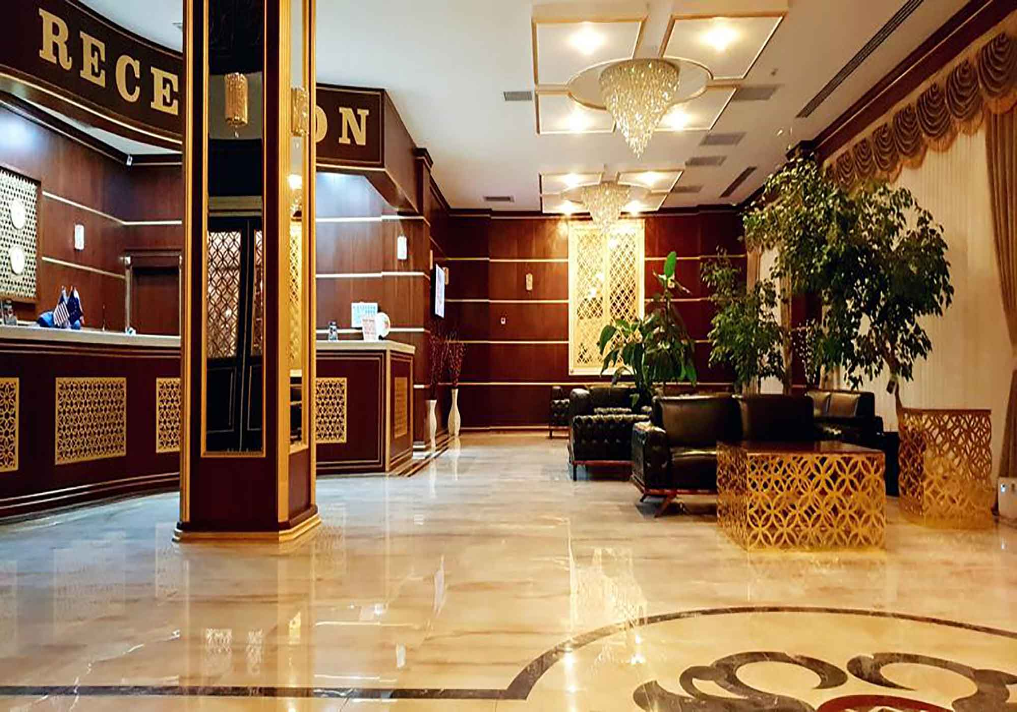 هتل اطلس باکو