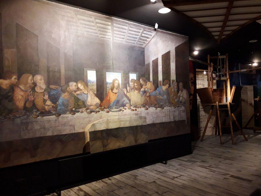 موزه لئوناردو داوینچی فلورانس