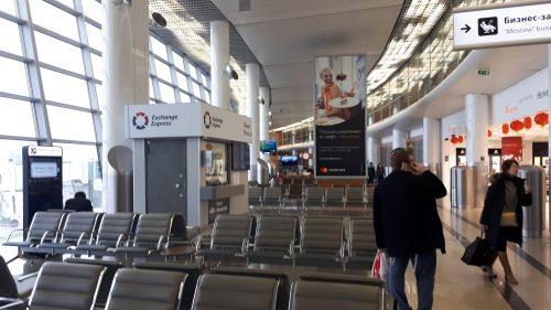 فرودگاه بین المللی شرمتیوو