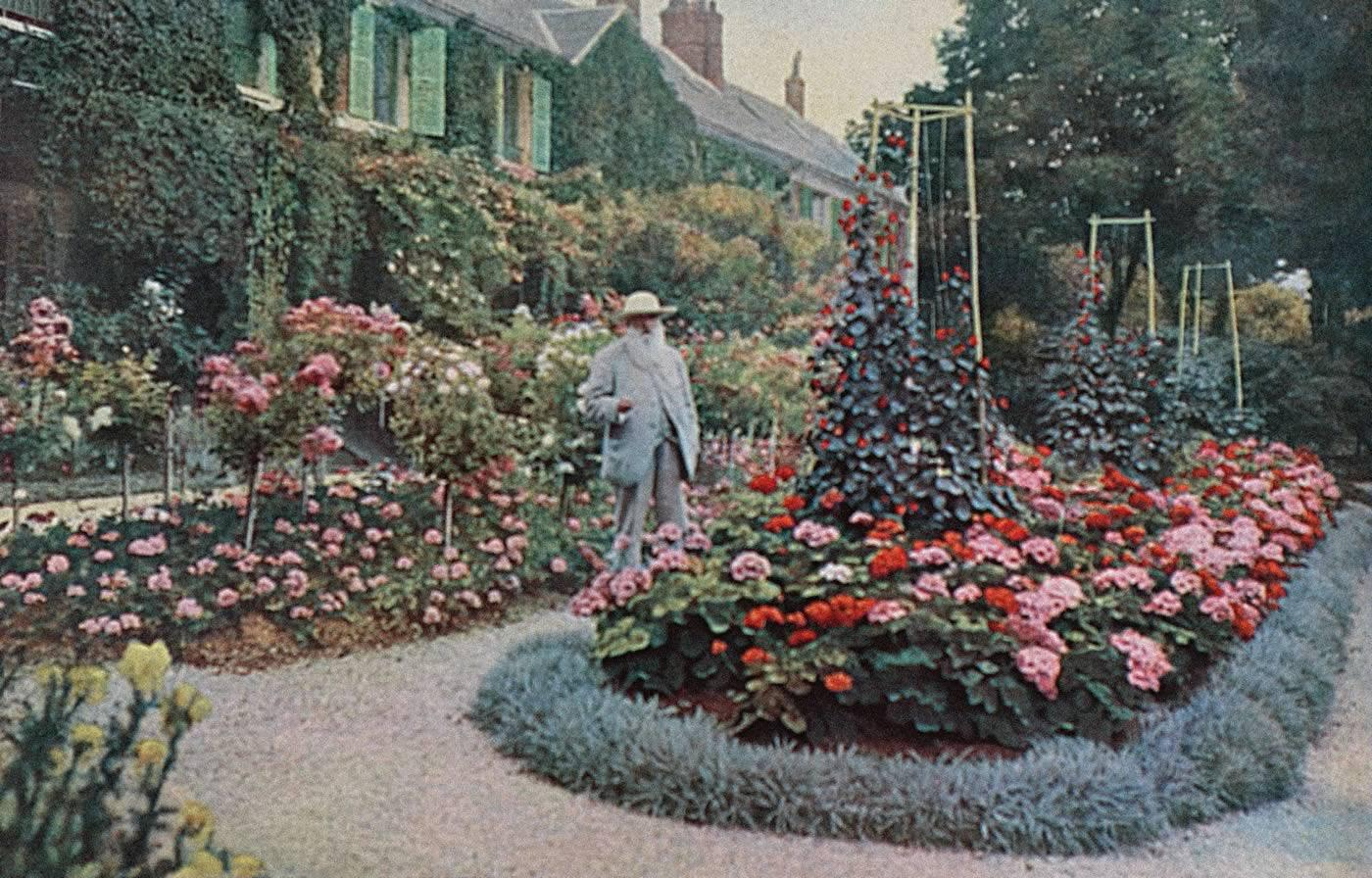 باغ کلود مونه