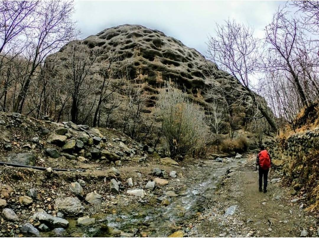 روستای بوژان نیشابور