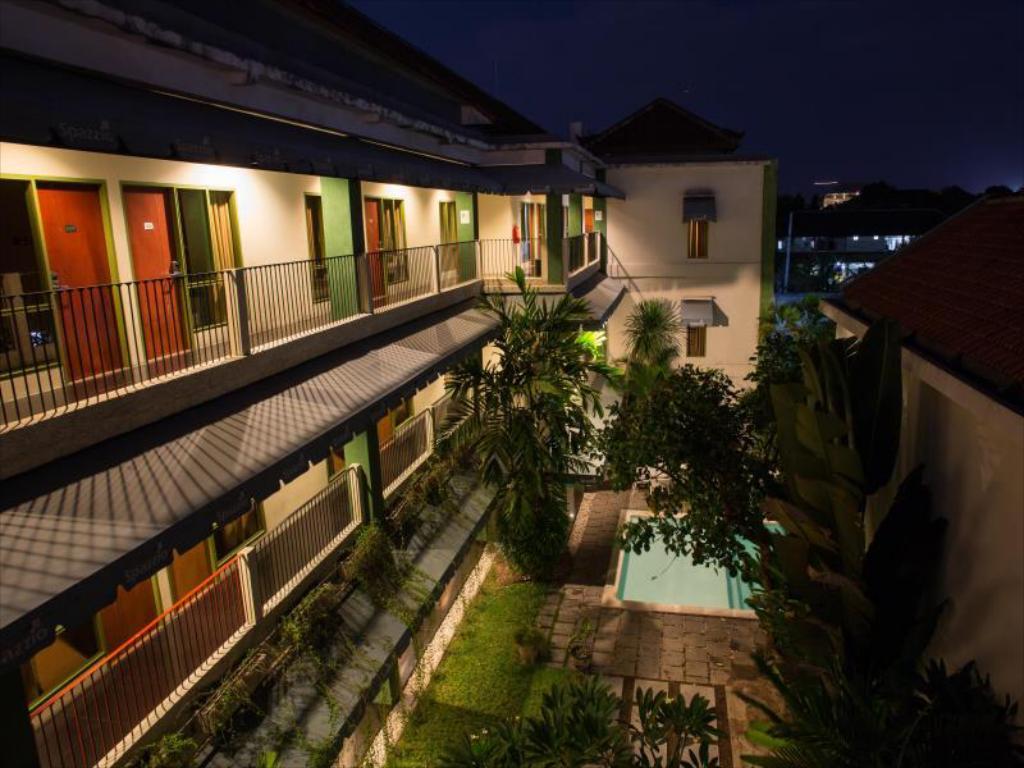 هتل اسپازیو بالی