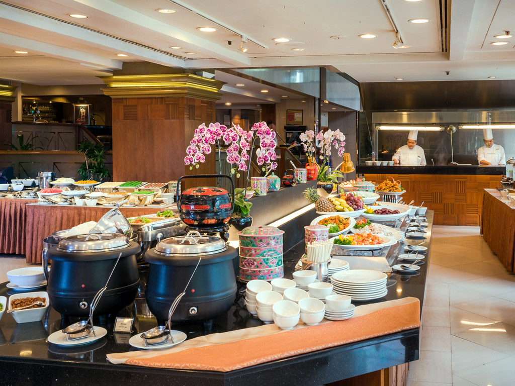 هتل گرند پسیفیک سنگاپور