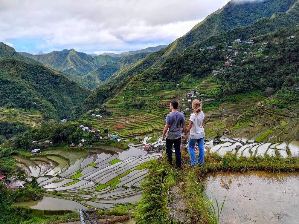 شالیزارهای فیلیپین