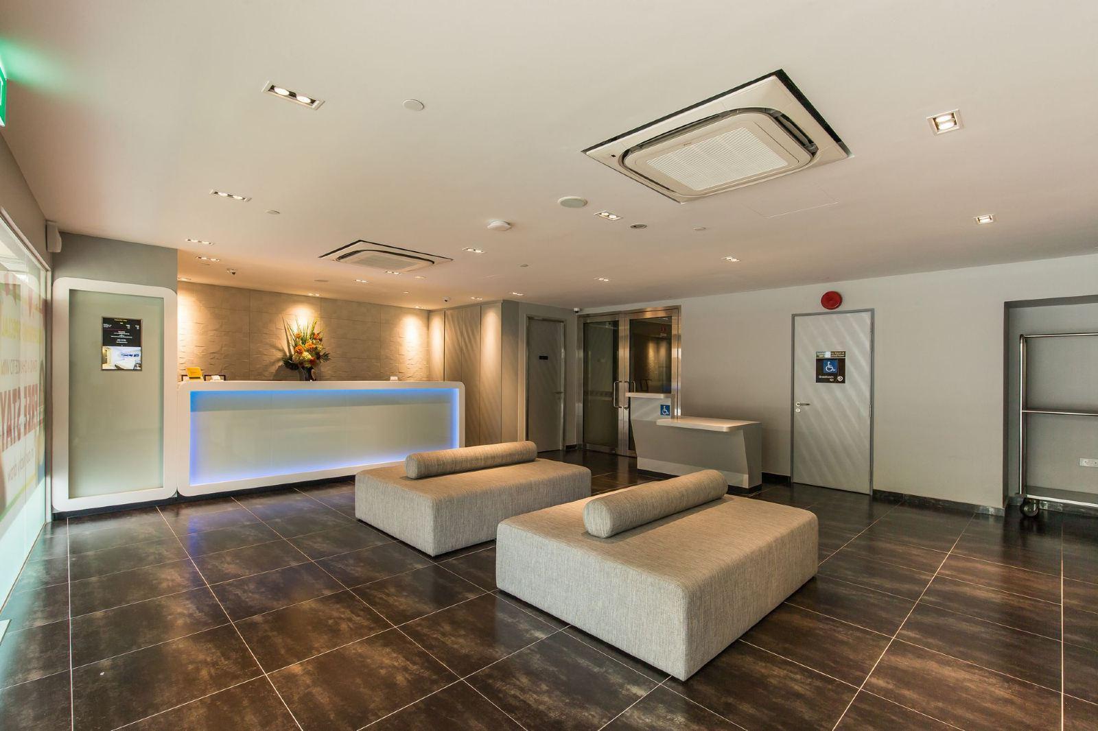 هتل فراگرنس سلگی سنگاپور