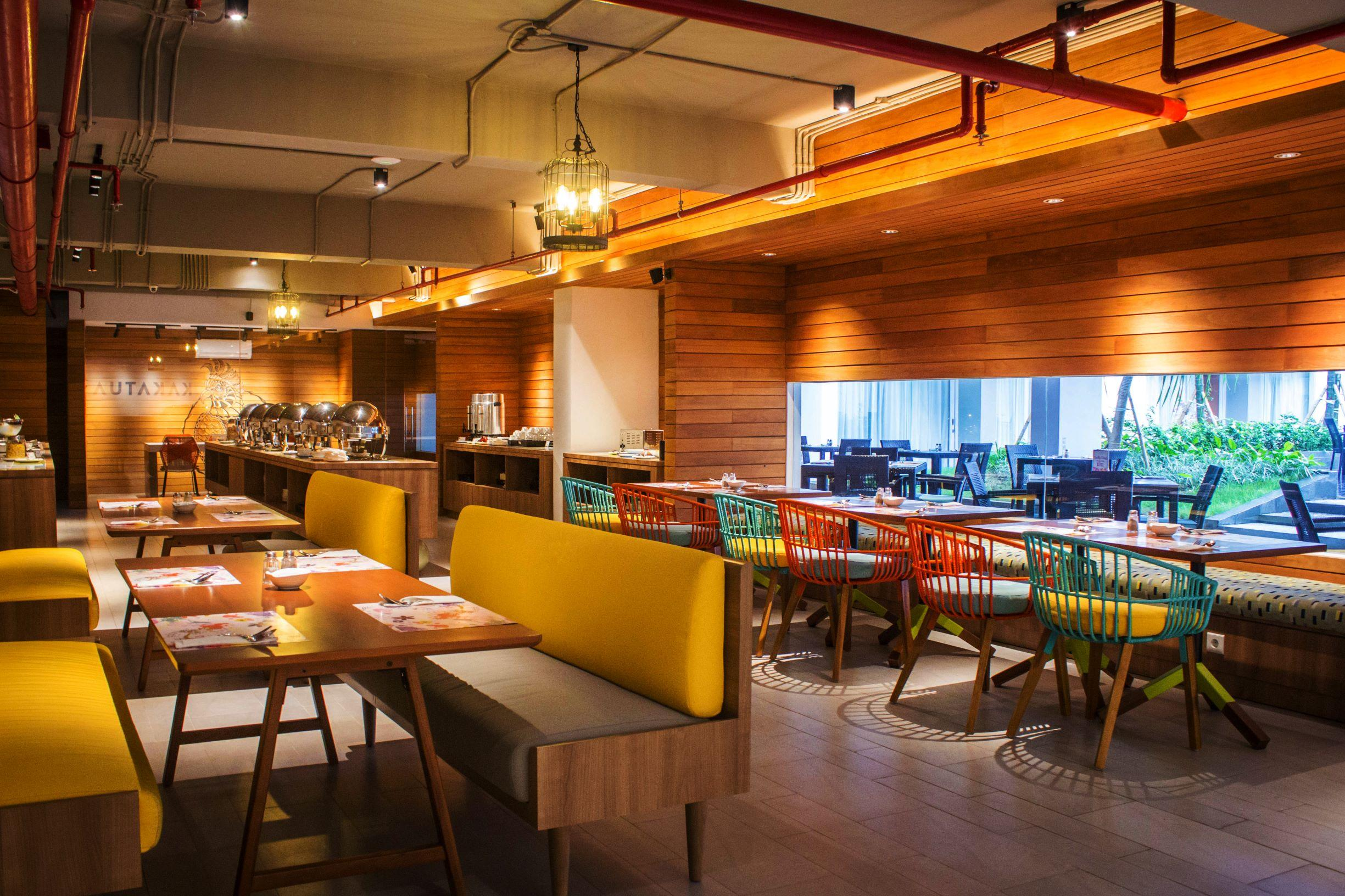 هتل تیجیلی بنوآ بالی
