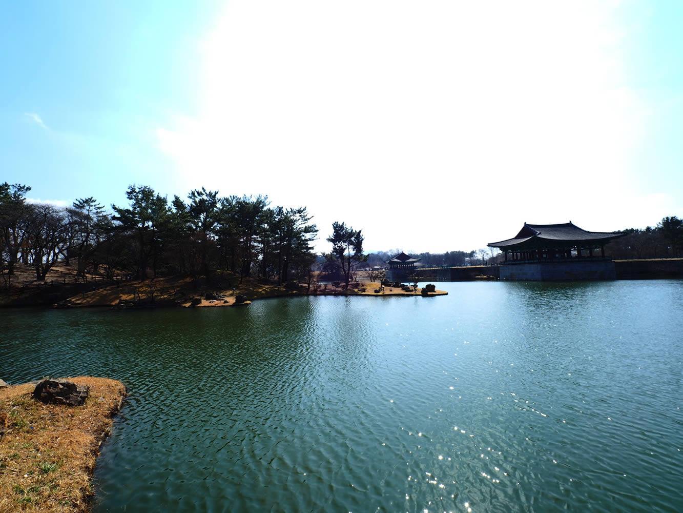 دریاچه مصنوعی آناپجی کره جنوبی