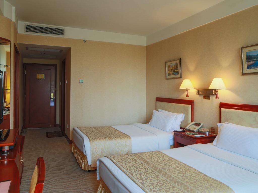 هتل گلدن ریور ویو شانگهای