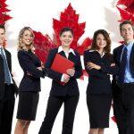 نوع پوشش مردم کانادا