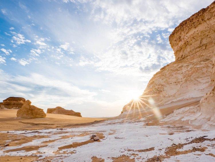 بیابان سفید مصر