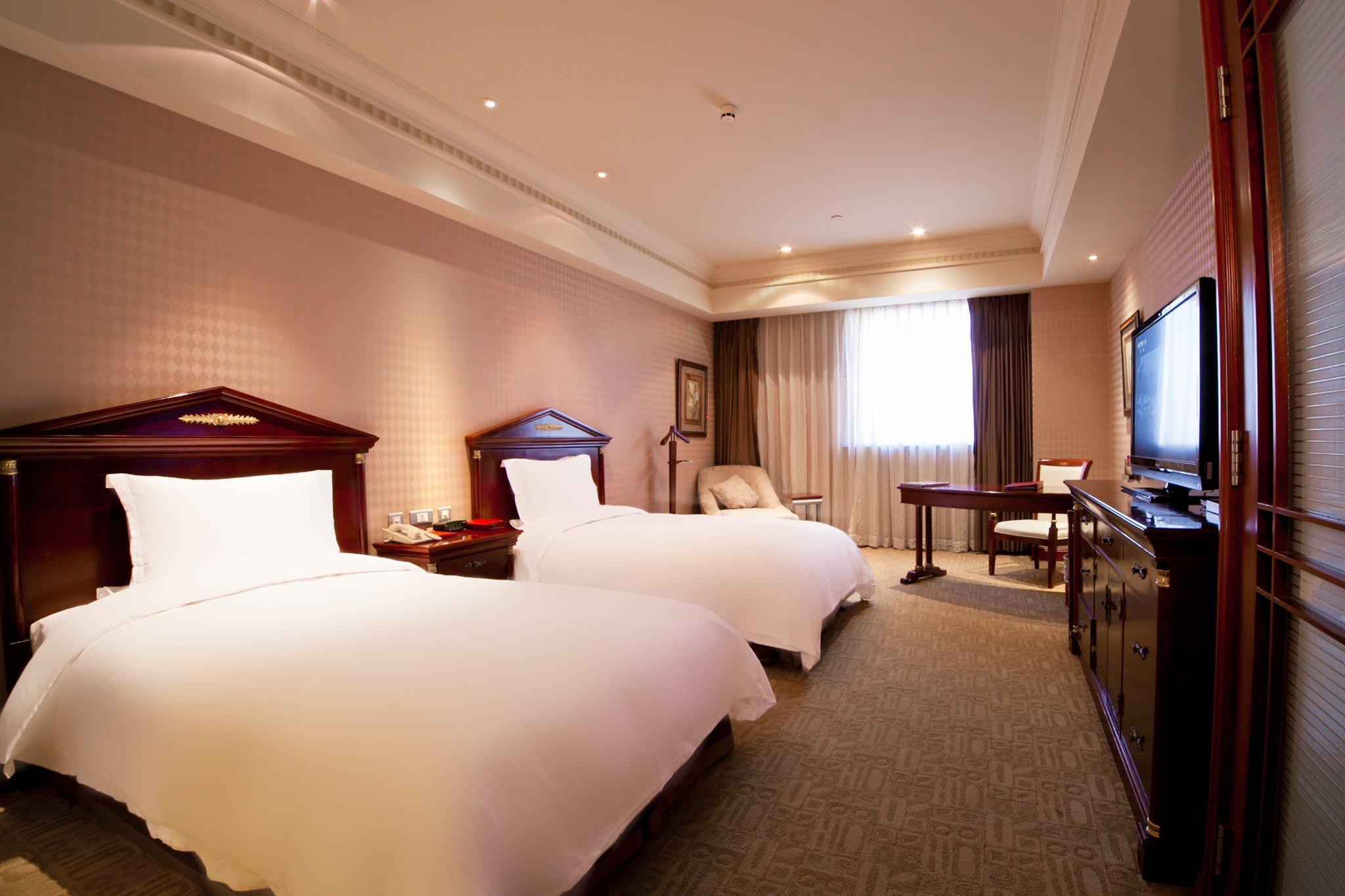 هتل مجستی پلازا شانگهای