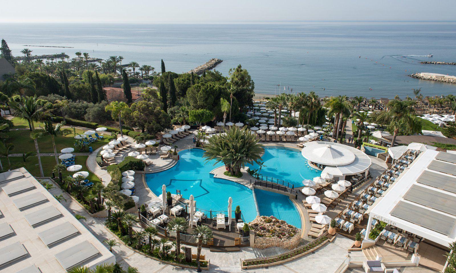 هتل مدیترینین بیچ لیماسول