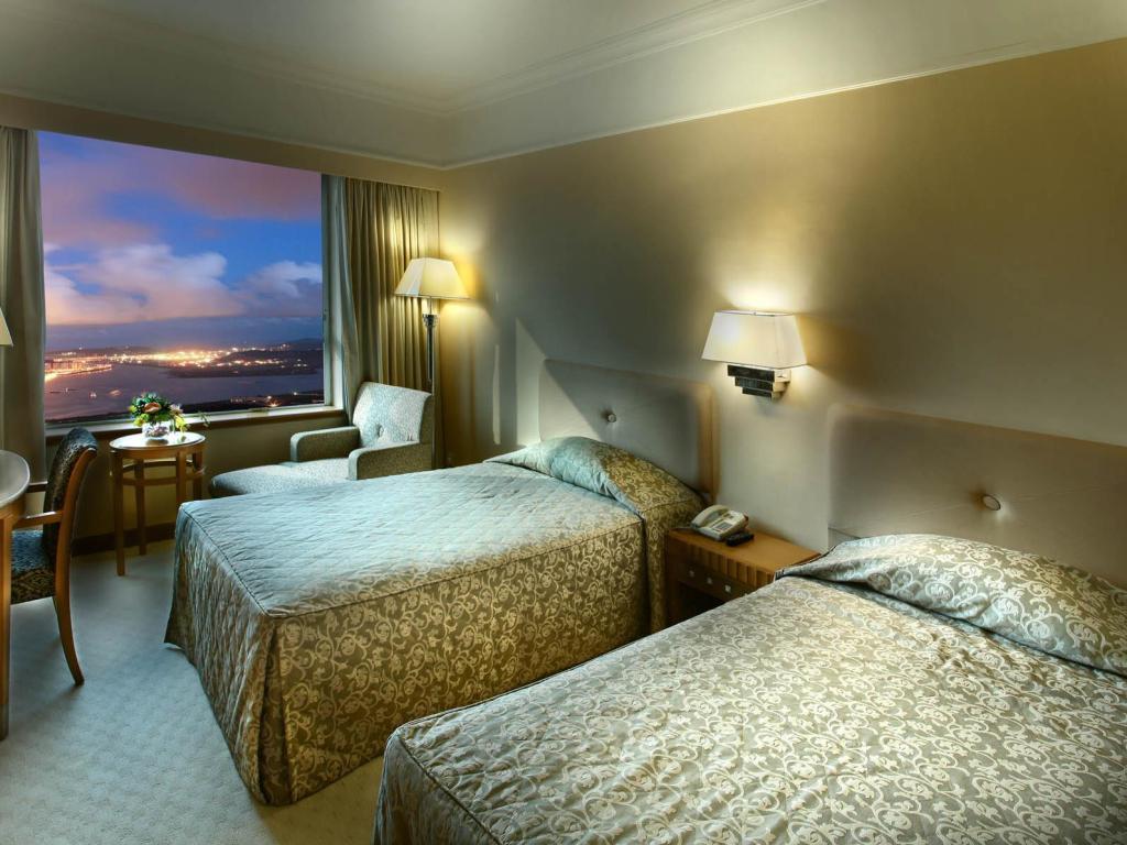 هتل گلدن کراون کندی