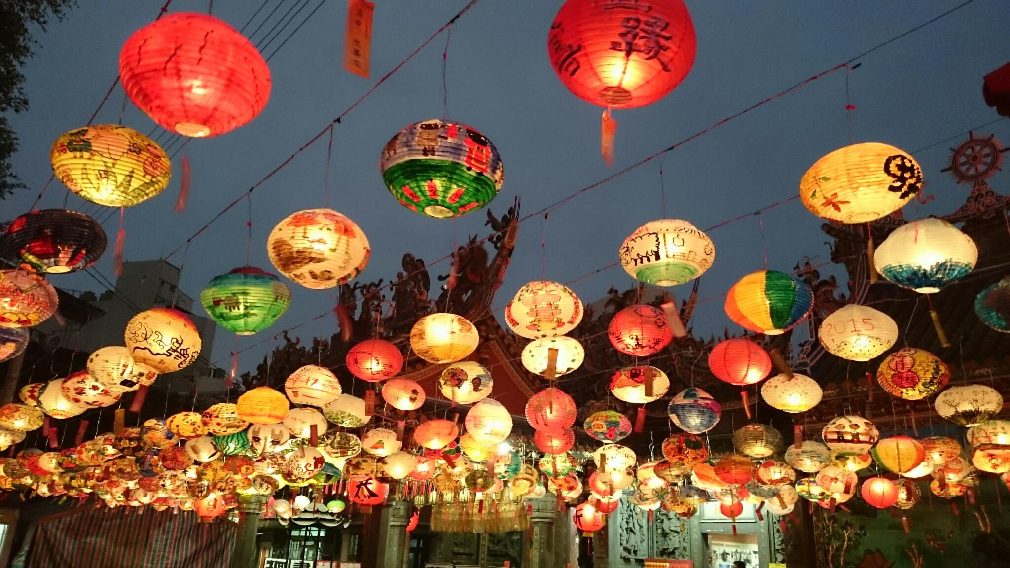 جشنواره نیمه پاییز چین