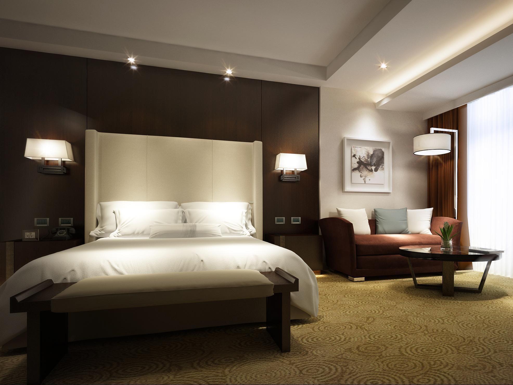 هتل جی دبلیو ماریوت پکن