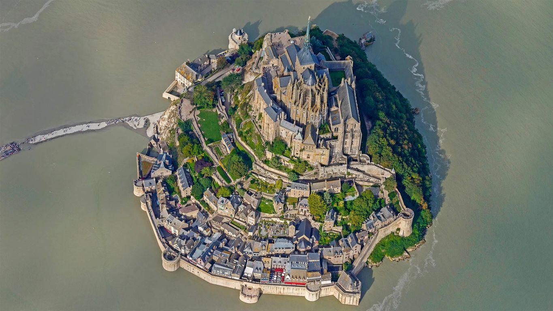 جزیره مونت سنت میشل